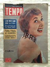 Tempo rivista settimanale - n° 47 - 19 novembre 1953