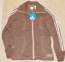 NEW ADIDAS SAFETY TT TRACK TOP Jacket Originals Womens S SMALL Sample NWT LTD