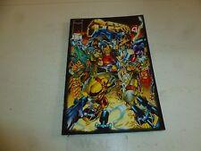 DEFCON 4 Comic - Vol 1 - No 4 - Date 09/1996 - Image Comics