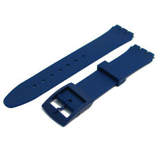 Resin Band to fit Standard Swatch Watch 17mm choice of colours
