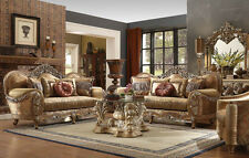 New Formal Luxury Classic European Style  6 Piece Living Room Set HD-622