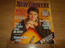 NEW COUNTRY MAGAZINE MAY 1997 VINCE GILL / JOE DIFFIE / THE BYRDS