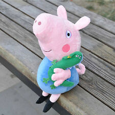 New Peppa Pig Family Stuffed Toy Plush Doll 19CM/7.5inch Peppa GEORGE Baby Gift
