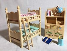 Calico critters/sylvanian families Children's Bedroom Furniture With bunk beds