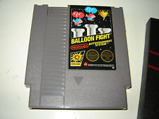 rare original nintendo NES Balloon Fight pal uk nmint con ex working tested