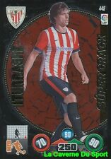 445 ANDER ITURRASPE ESPANA ATHLETIC CLUB SUPERCRACK CARD ADRENALYN 2015 PANINI