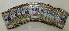 Yugioh Abyss Rising Booster Box Loose Pack Lot 24 Packs
