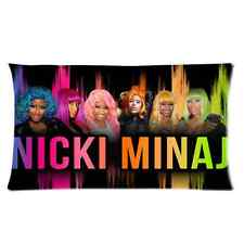 High Quality Hot Unique Nicki Minaj Pillow Case Cover 20 x 36 Inch One Side