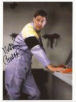 Martin Cochrane Dr Who signed photo UACC RD 86