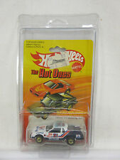 1983 HOT WHEELS THE HOT ONES THUNDER BIRD STOCKER #5900-MOC-BLUE/WHITE-HONG KONG