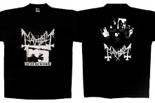 Mayhem - Deathcrush T-shirt S,M,L,XL,XXL neu(Gorgoroth,Satyricon)