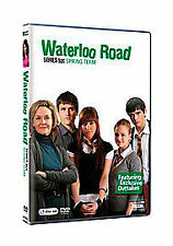 Waterloo Road - Series 6 - Spring Term (DVD, 2011, 3-Disc Set)