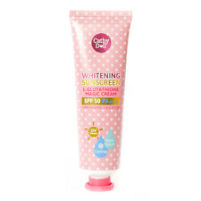 Cathy Doll Karmart Whitening Sunscreen L-Glutathione Magic Pore Cream SPF 50+