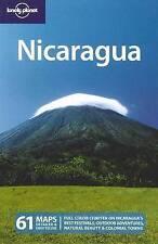 Lonely Planet Nicaragua travel guide Managua Granada San Carlos South America