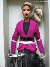 Integrity Fashion Royalty Nu Face Electric Enthusiasm Dominique Makeda Doll NRFB