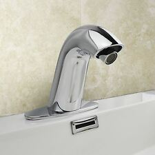 YORK AUTOMATIC INFRA-RED SENSOR BASIN MONO MIXER TAP