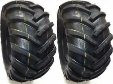 (2) TWO 26X12-12 DURO SUPER LUG R1 4 PLY TIRES 26 12 12 DITCH TRENCHER