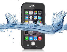 Red Pepper XLF Waterproof Dust Proof Hard Case Cover for iPhone 6 iPhone 6s Plus
