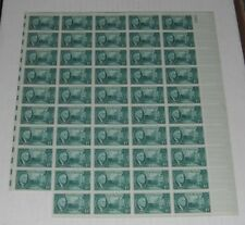 FDR stamp sheets--Scott 930--931--932--933....1945 issue--D...Never Used..