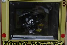GAME & WATCH Octopus VIGNETTE Figure Diorama * CIB * Nintendo Japan Display