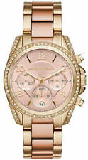 Michael Kors 39mm Blair Two-Tone Crystal Ladies Watch MK6316 NEW! $275.00 tag!