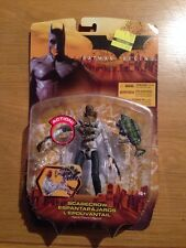 Batman Begins Scarecrow Dc Universe Action Figure MOC
