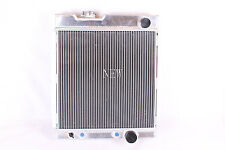 Fit for 3 ROW 1964-1966 FORD MUSTANG V8 260 289 Aluminum Radiator New AT MT 1965
