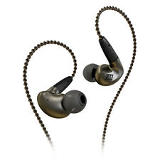 MEE Audio Pinnacle P1 In Ear Isolating Earphones with Replaceable Cable & Mic
