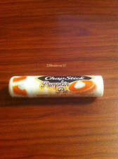 ChapStick PUMPKIN PIE Lip Balm Dry Chapped Lips .15 Oz Stick LIMITED EDITION NEW