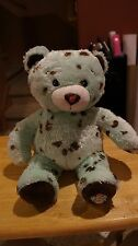 "RARE Build a Bear Baskin Robbins Mint Chocolate Chip Ice Cream 16"" Plush"