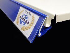 10x PRICE SEEMED TEGOMETALL TEGO LINDE BLUE 100cm SCANNERS MAKE LABELS