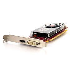 ATI Radeon HD3470 HD 3470 256MB PCI-e x16 DVI DisplayPort Video Card Full Height