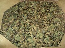 USMC ISSUE DIAMOND BRAND 2 MAN USMC COMBAT TENT REVERSIBLE RAINFLY