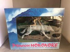 Mononoke San & Moro Cominica Figure VERY RARE [Ghibli]#A40