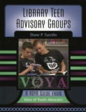 Library Teen Advisory Groups (VOYA Guides)-ExLibrary