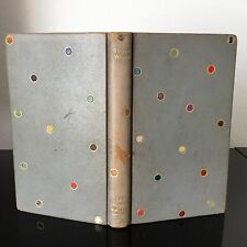 Belle Reliure Cuir Nice Cover Book Oscar Wilde The Happy Prince 1938 Tauchnitz