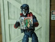 1/18 Scale Custom Playboy GI Joe Dreadnoks Zanya - with interior pages