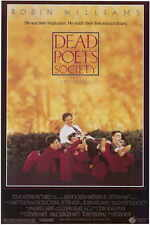 DEAD POETS SOCIETY Movie POSTER 11x17 Robin Williams Ethan Hawke Robert Sean