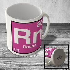 MUG_ELEM_111 (86) Radon - Rn - Science Mug
