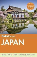 Full-Color Travel Guide: Fodor's Japan 22 by Inc. Staff Fodor's Travel Publicat…
