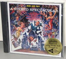 Classic Records LSPCD 1773 GOLD CD: BOB and RAY Throw A Stereo Spectacular, 1995