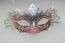 Luxury Metal Laser Cut Venetian Fashion Halloween Ball Masquerade Venetian Mask