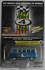"Johnny Lightning - VW Bus T1 Samba ""4th Wild Weekend"" Neu/OVP"