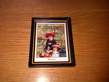 ARTIS ORBIS GOEBEL RENOIR DEUX SOEURS 1996 GERMANY Porcelain China Picture