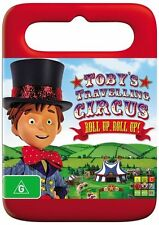 Toby's Travelling Circus - Roll Up, Roll Up! (DVD, 2014)