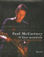 (Musica) EACH ONE BELIEVING - PAUL McCARTNEY: IL TOUR MONDIALE - RIZZOLI 2004