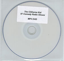 The Clitheroe Kid - 97 Comedy Radio Shows MP3 DVD