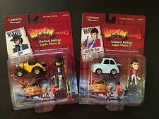 Limited Edition Lupin The 3rd Lot Of 2 Characters - Lupin The Third & Jigen NEW