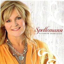 CD Elisabeth Andreassen Andreasson,Spellemann, Eurovision,Bobbysocks, NEU