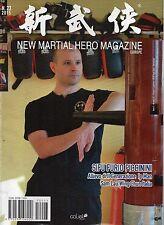 New Martial Hero Magazine 2015 23#Sifu Furio Piccinini,qqq